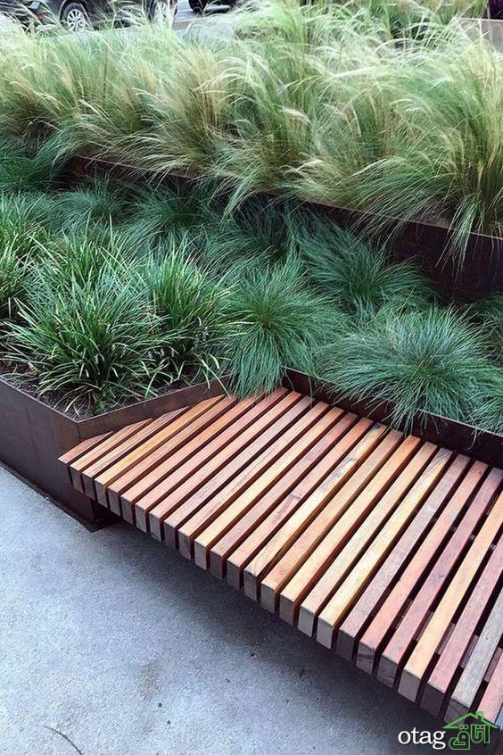 مدل های جدید طراحی مدرن آلاچیق باغ و حیاط