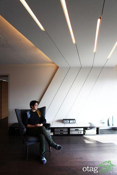 انواع طرح و مدل سقف کاذب کناف و گچبری شیک و زیبا