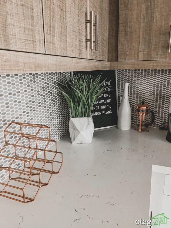 مدل دکوراسیون داخلی آشپزخانه اپن و بسته سنتی  و مدرن / عکس