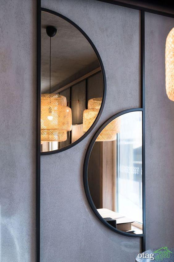 زیباترین مدل آینه دکوری برای دکوراسیون منزل