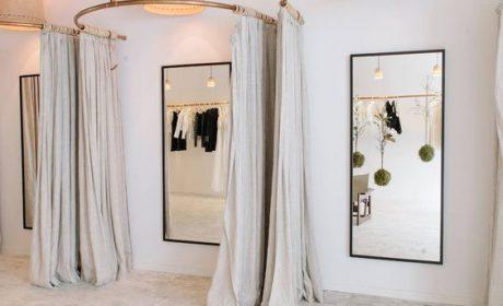 بررسی دکوراسیون فروشگاه پوشاک و لباس منحصر بفرد