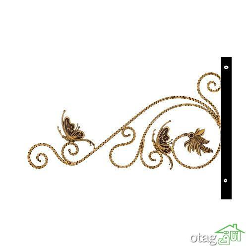 26 مدل جدید گلدان دیواری زیبا برای دکوراسیون داخلی در سال 1398