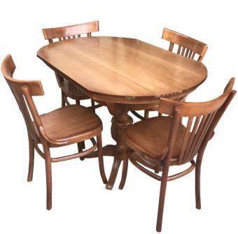 انواع مدل میز ناهار خوری 4 نفره و راهنمای خرید + 24 مدل سال 1400