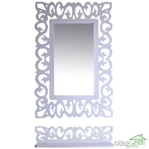 مدل های جدید آینه و کنسول راهروی ورودی منزل + قیمت 24 مدل شیک امروزی