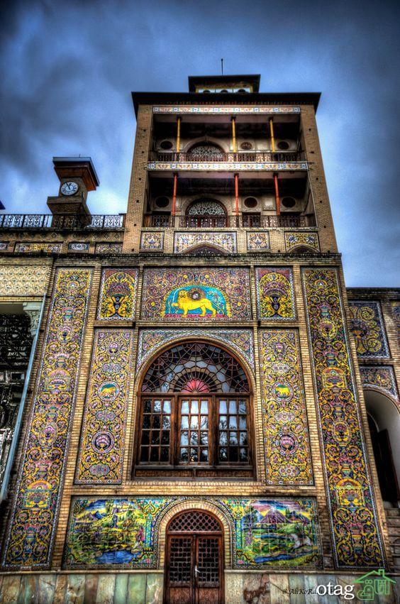 نمونه های جدید نمای ساختمان تجاری، مسکونی و اقامتی در ایران