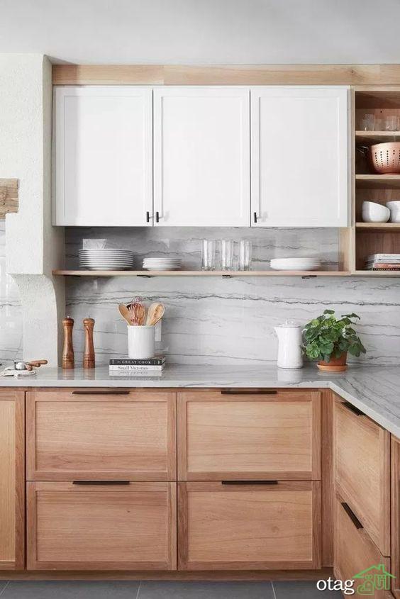 مدل کابینت ترک مناسب آشپزخانه های مدرن امروزی