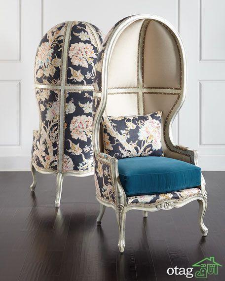 روش های انتخاب رنگ مبل سلطنتی مطابق با دکوراسیون هال پذیرایی