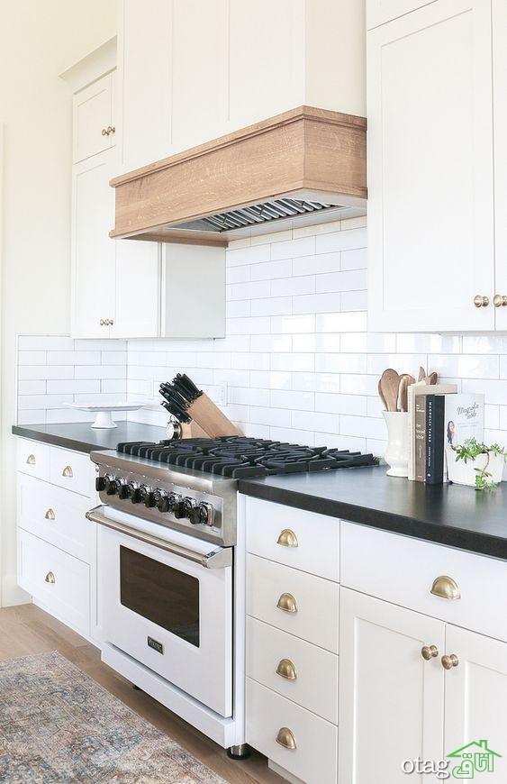 مدل هود آشپزخانه در طرح های بسیار مدرن و شیک استیل و فلزی