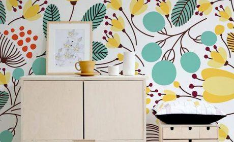نکات مهم برای انتخاب کاغذ دیواری اتاق کودک بهمراه عکس جدید