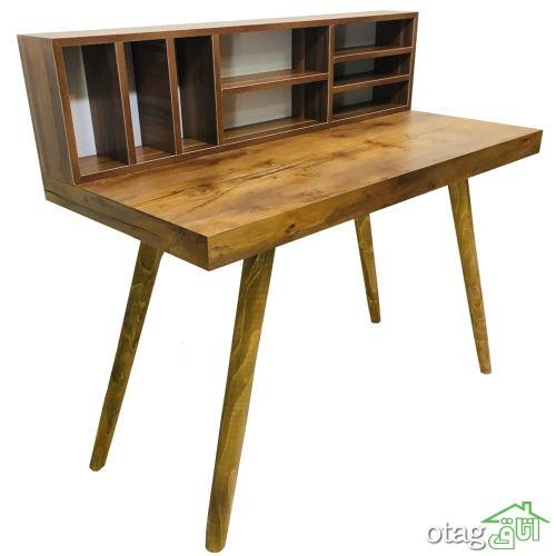 میز تحریر کم جا در 24 مدل بسیار زیبا و شیک برای اتاق خواب [قیمت ارزان]