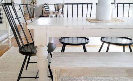 مدل های شیک میز ناهار خوری کلاسیک و سلطنتی به سبک ویکتوریایی