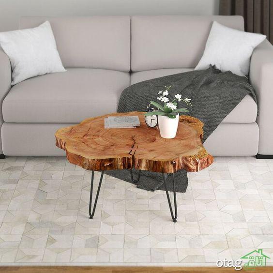 معرفی 30 مدل تزیینات چوبی منزل ساخته شده با چوب درخت گردو