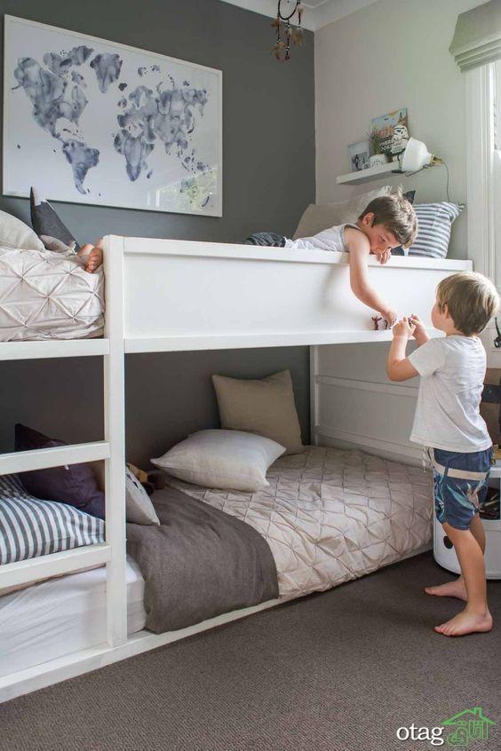 معرفی 30 نمونه از وسایل تزیینی اتاق کودک با طراحی بسیار جالب