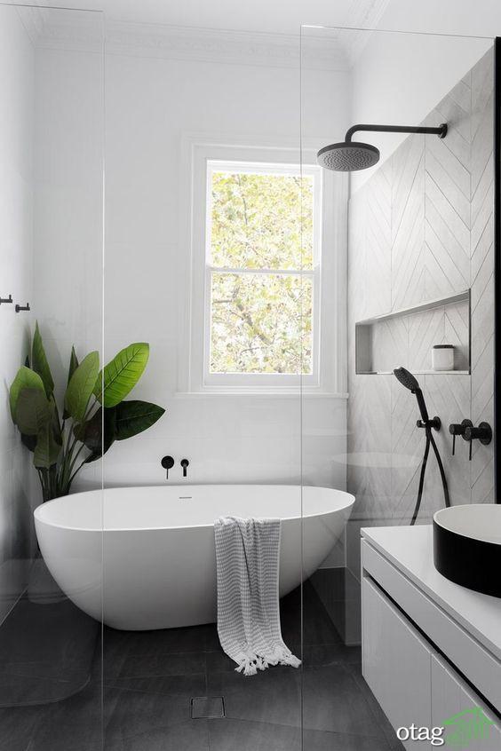 معرفی ایده ها و مدهای جدید در طراحی دکوراسیون حمام