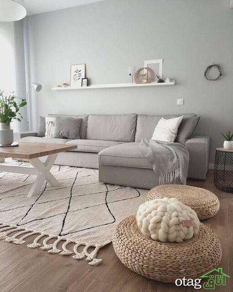 دکوراسیون مینیمالیستی واحد آپارتمانی مناسب خانواده های جوان