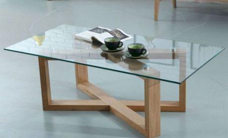 30  مدل میز شیشه ای جلو مبلی مناسب دکوراسیون آپارتمان های شیک