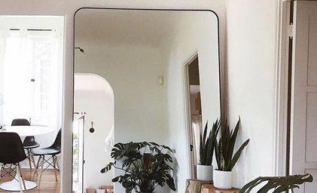 نحوه استفاده از آینه در دکوراسیون [بهمراه عکس مدل های جدید]
