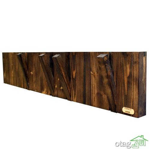 28 مدل چوب لباسی ایستاده در طرح های مدرن و زیبا با قیمت ارزان