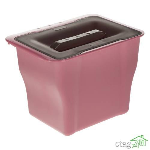 40 مدل سطل زباله خانگی که دلتان نمی آید در آنها آشغال بریزید