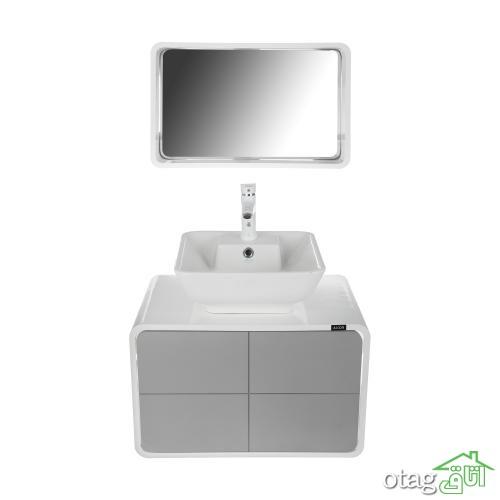 ایده های جالب و جدید برای خرید یا ساخت روشویی دستشویی + 25 مدل مدرن