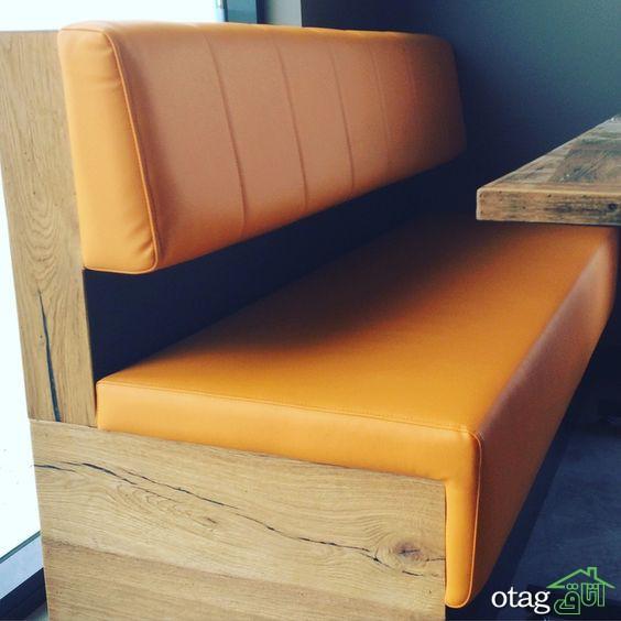مدل های جالب و شیک صندلی نیمکتی ناهارخوری  [ طرح های 2020]