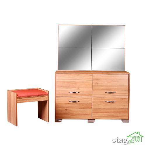 23 عکس از مدل کنسول چوبی کابینت دار مدرن [قیمت ارزان] جدید 2020