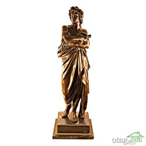 25 مدل مجسمه دکوری در اندازه های کوچک و بزرگ مناسب هال خانه [قیمت ارزان]