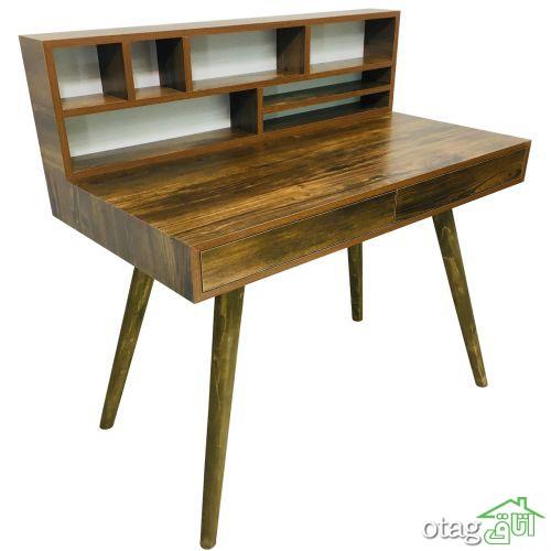 مدل های جدید میز تحریر کتابخانه دار مدرن [اتاق جوانان] 23 طرح سال 2020