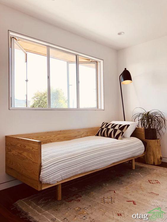 مبلمان چوب گردو با طراحی بسیار لوکس در مدل های سنتی و مدرن