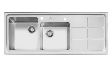 راهنمای خرید بهترین سینک ظرفشویی خارجی و ایرانی در بازار + 25 مدل زیبا