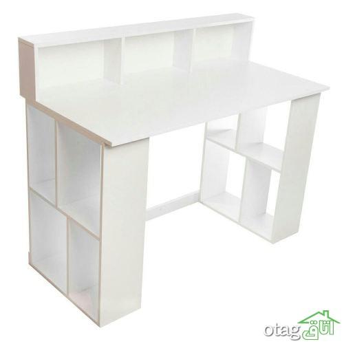 32 مدل میز تحریر نوجوانان [مدرن و شیک] طرح های دخترانه و پسرانه