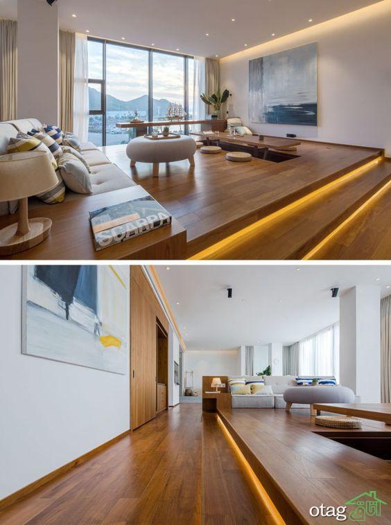 نورپردازی خانه با انواع لامپ نور مخفی مناسب تمامی اتاق ها