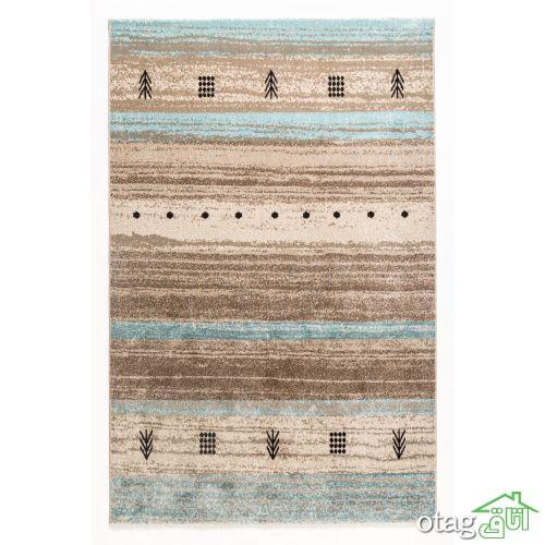 32 مدل فرش و قالی اتاق نشیمن و پذیرایی [مدرن – کلاسیک – جدید – شیک]