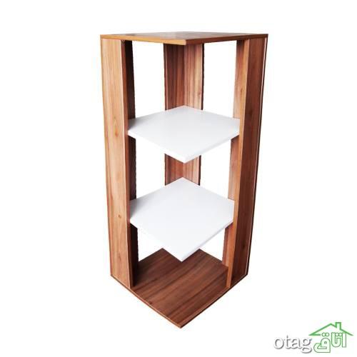26 مدل قفسه کتاب [ مدرن ] برای اتاق نشیمن و اتاق خواب سال 2020