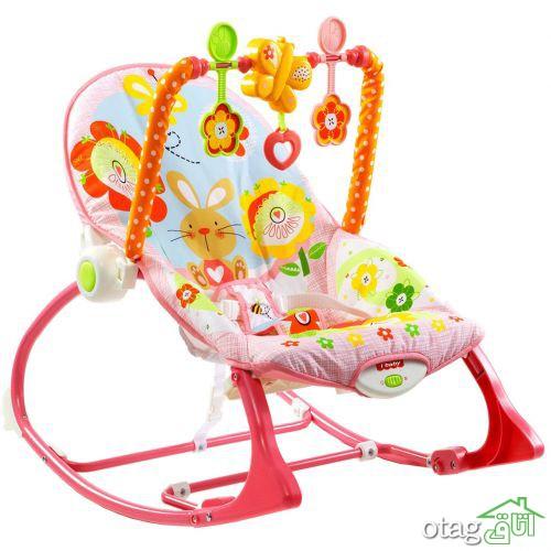 38 عکس و طرح مدل گهواره نوزاد / تخت اتاق نوازد [لوکس و زیبا] ارزان قیمت