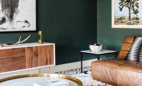 40 مدل استفاده از رنگ سبز در دکوراسیون خانه بسیار زیبا و شیک
