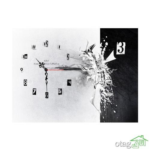 36 مدل ساعت دیواری بسیار زیبا و بی نظیر [درسال 2019] قیمت ارزان