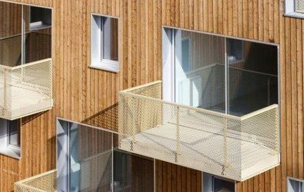39 مدل نمای چوبی ویلا بسیار زیبا و شیک [در سال 2020]