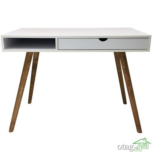 لیست قیمت و عکس 31 مدل میز تلفن مدرن با امکان [ خرید اینترنتی ] سریع