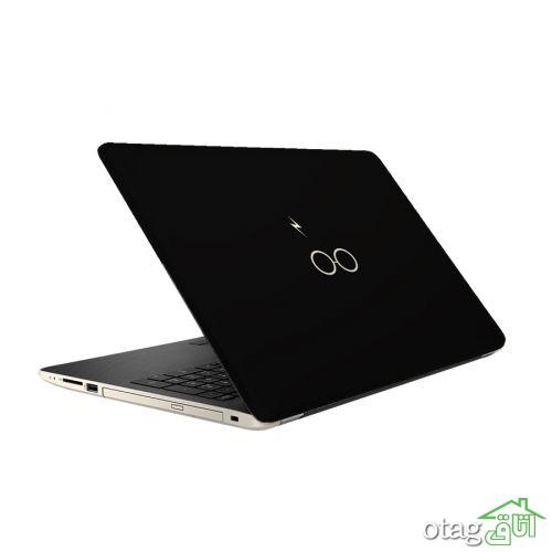 قیمت خرید 24 مدل استیکر لپ تاپ [برچسب لپتاپ] فوق العاده جالب