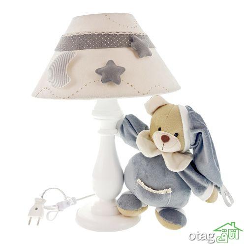 42 مدل چراغ خواب کودک [خرید اینترنتی] فانتزی و شیک برای اتاق کودک