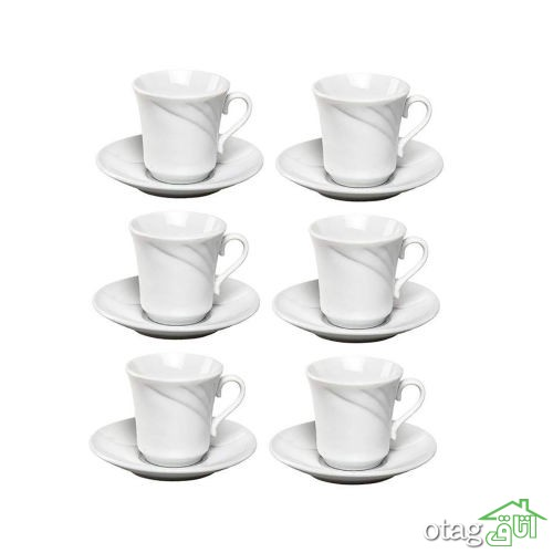خرید 23 مدل سرویس قهوه خوری خاص و شیک [ پر فروش ] مدل های جدید
