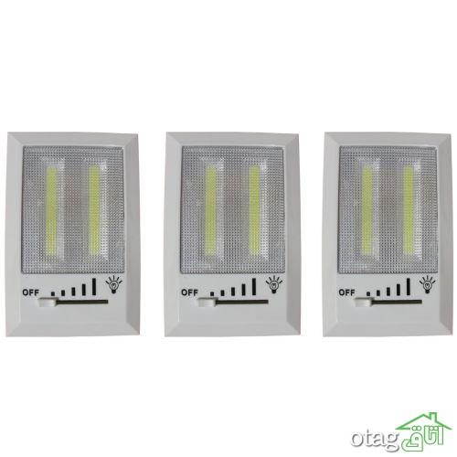 خرید 35 مدل چراغ اضطراری شارژی – دیواری [ مدرن و شیک ] با تخفیف ویژه