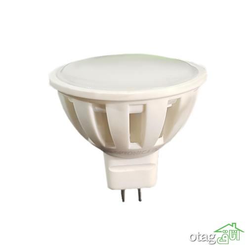 خرید 42 مدل لامپ هالوژن مدرن و پر نور [ 6 تا 60 وات ] با تخفیف