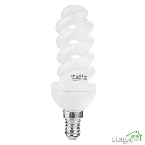 خرید 28 مدل لامپ کم مصرف (پرفروش و باکیفیت) قیمت جدید
