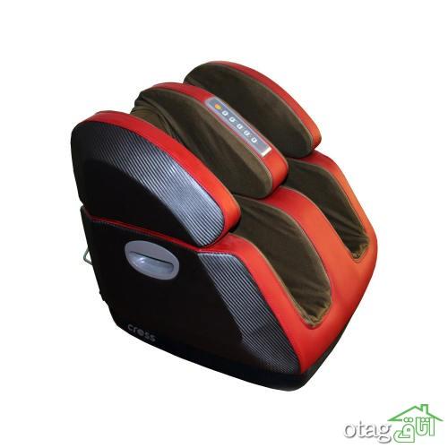 قیمت 23 مدل دستگاه ماساژور پا حرفه ای [ ارسال رایگان ] با تخفیف