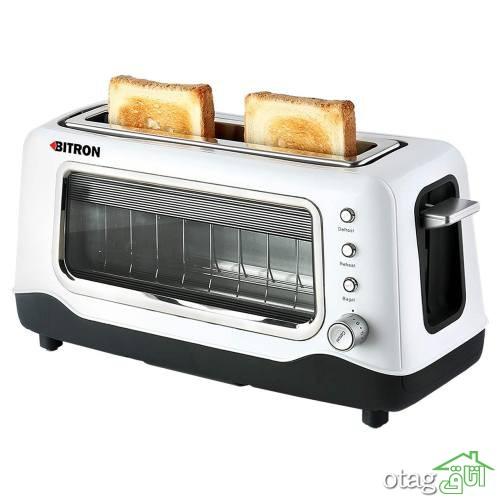 خرید 36 مدل توستر نان حرفه ای ( بوش، فلر، مولینکس ) با ارسال رایگان