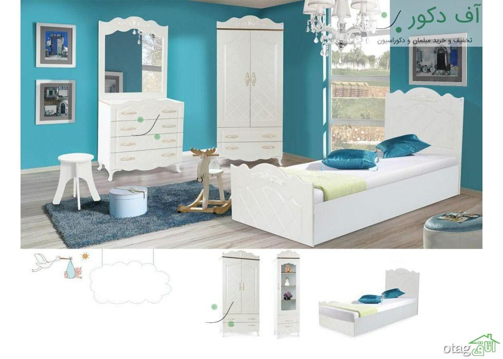 قیمت و خرید تخت خواب کودک، تخت نوزاد،کودک و نوجوان