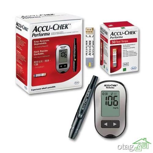 قیمت خرید 38 مدل دستگاه تست قند خون و دیابت [ گلوکومتر ] با تخفیف