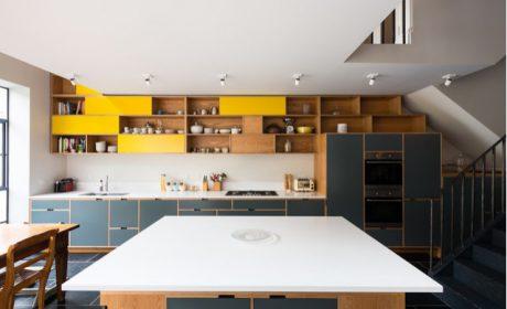 10 ایده فوق العاده دکوراسیون داخلی آشپزخانه مدرن از طراحان بزرگ دنیا
